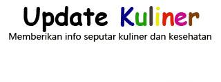 Update Kuliner