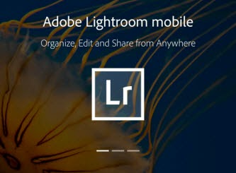 Adobe Lightroom Mobile