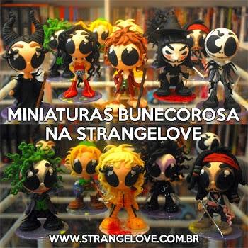 Compre miniaturas de personagens de filmes, séries e games