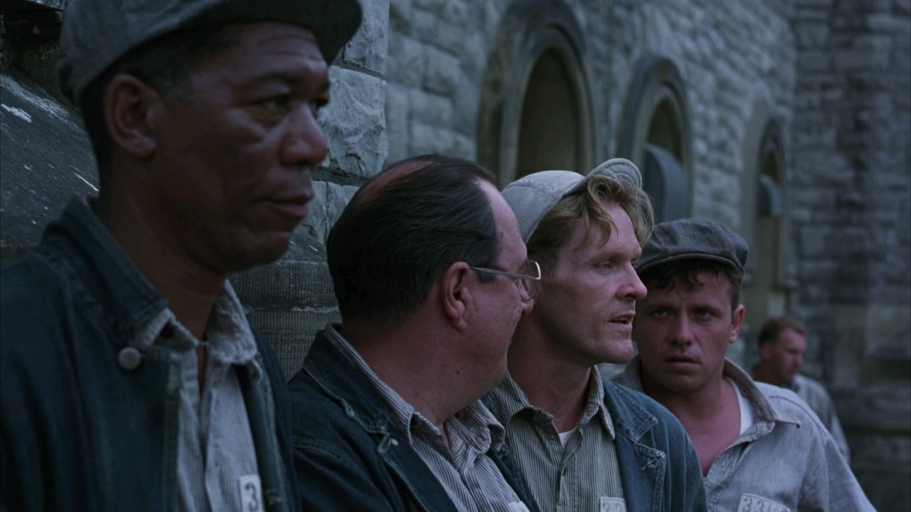 Hope is a Good Thing. – The Shawshank Redemption