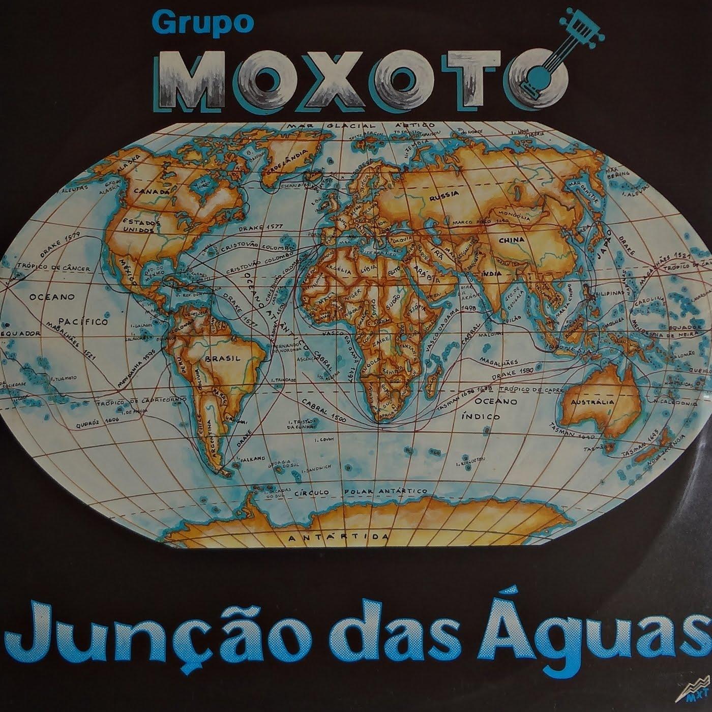 GRUPO MOXOTÓ - ÁLBUM 1