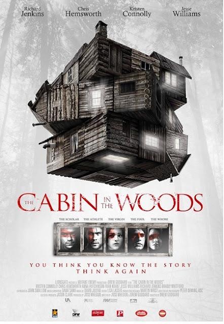 The cabin in the woods ( O cómo retorcer los clichés)