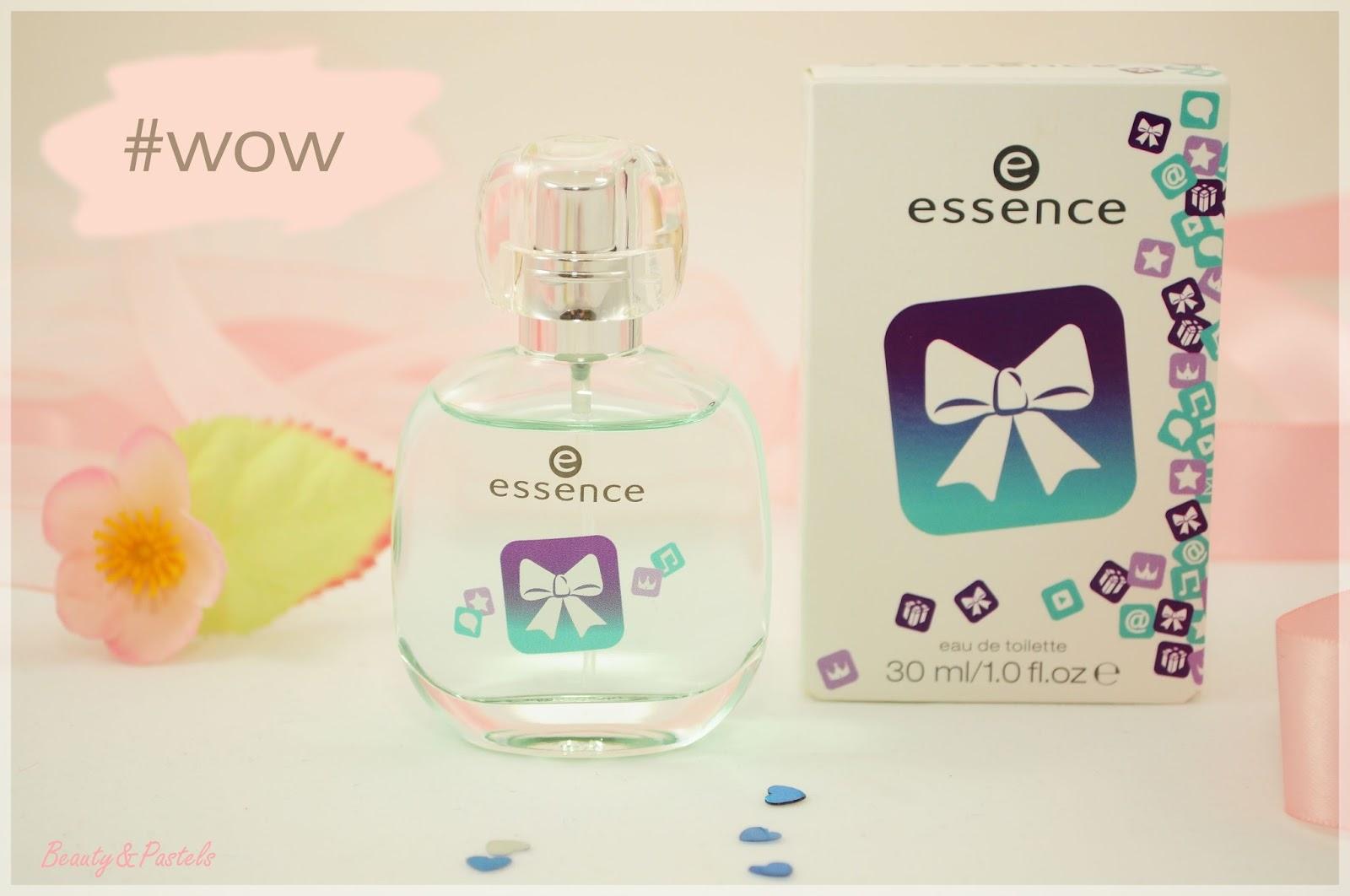 essence-Duft-wow