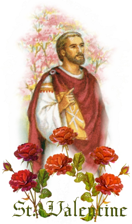 St Valentine's Day - photo/picture definition - St Valentine's Day word and