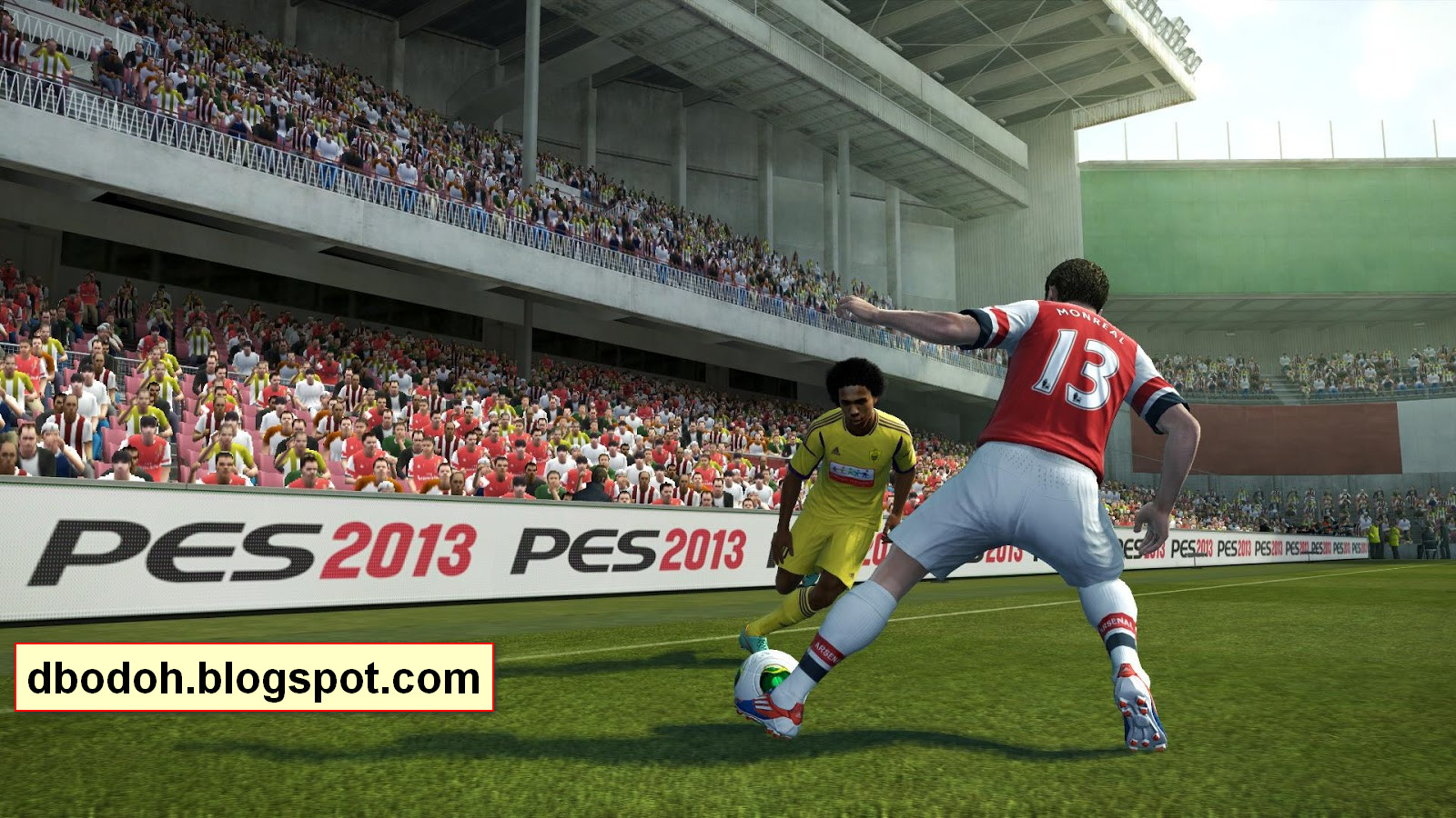Free Download Patch PES 2013