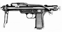 Mauser MP-57 Submachine Gun