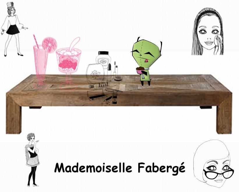 Mademoiselle Fabergé