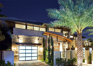rumah minimalis tropis modern