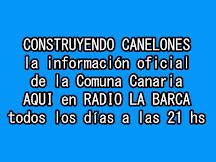 CONTRUYENDO CANELONES a las 21