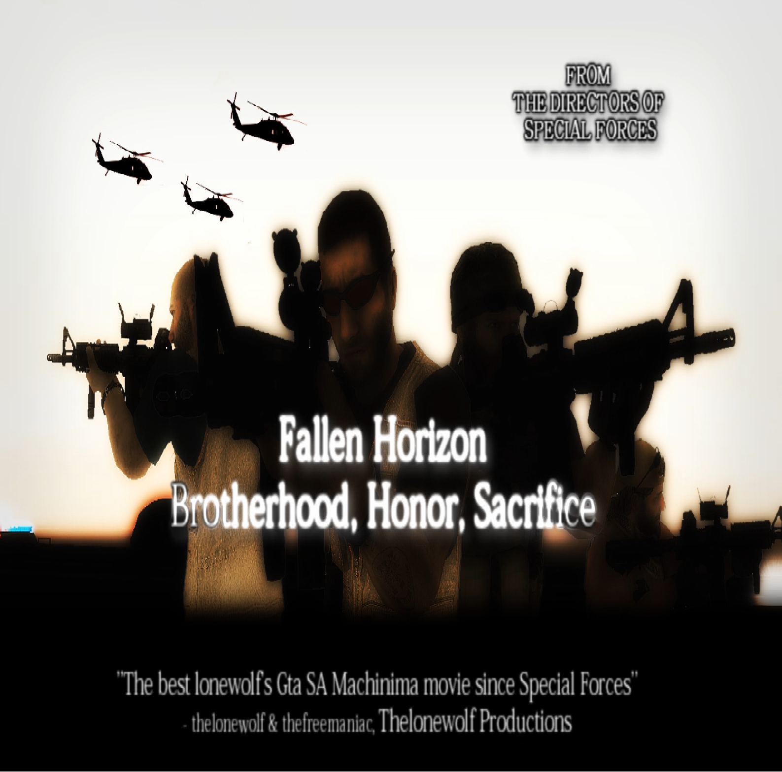 Fallen Horizon: Brotherhood, Honor, Sacrifice