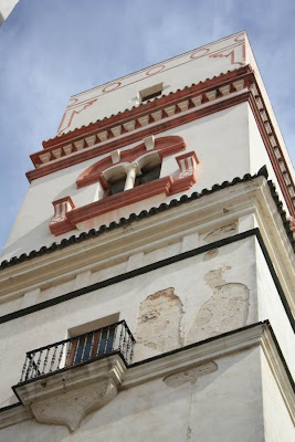 Tavira tower in Cadiz