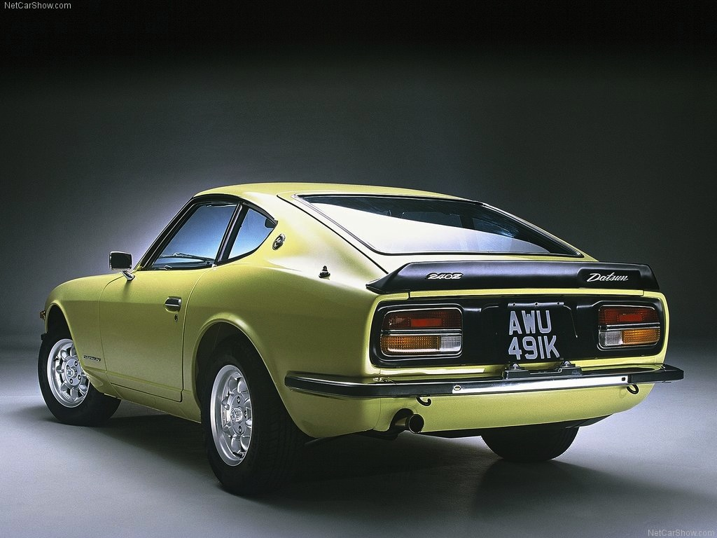 Fab wheels digest fwd datsun 240z 1st generation 1970 73 datsun 240z 1st generation 1970 73 vanachro Gallery