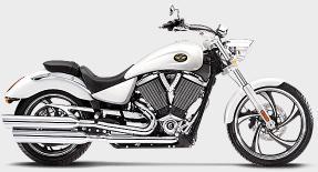 Custom Victory Motorcycles - 2011 Vegas