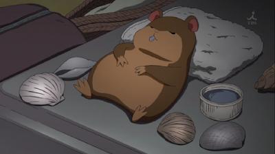 idolmaster, iDOLM@STER, episode 5, hamster