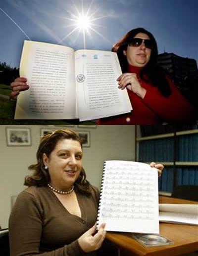 pemilik matahari, Sepanyol, Galicia , Angeles Duran