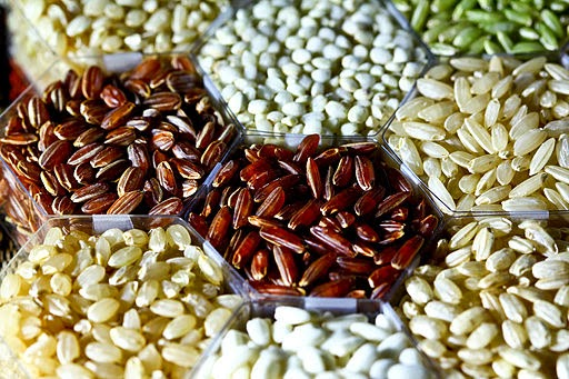 cereales granos integrales avena arroz maiz
