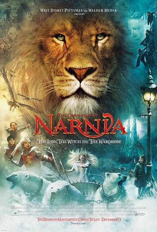 The Chronicles of Narnia 1 poster