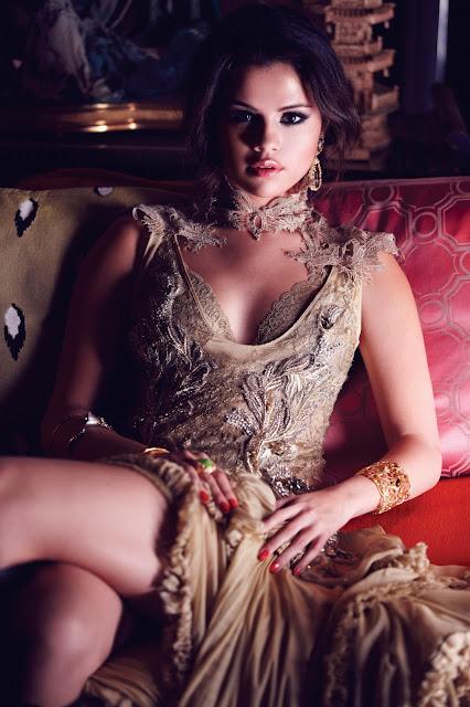 Selena Gomez Lattest Photoshoot 2013