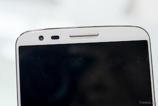 LG Optimus G2 Digital Camera White