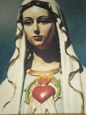 Siga-nos:JACAREÌ A CASA DA RAINHA E MENSAGEIRA DA PAZ!!!