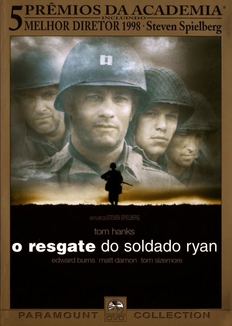 O Resgate do Soldado Ryan – Dublado (1998)
