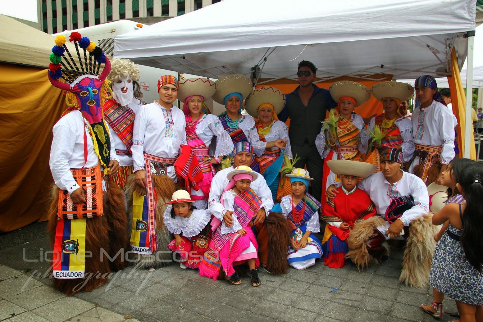 Festival foklorica y cultural raices de america