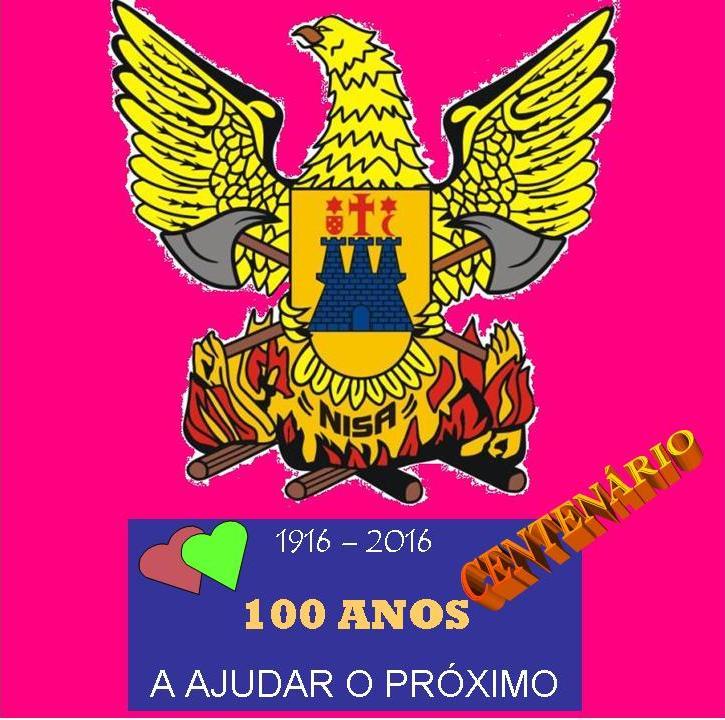 100 ANOS DOS BOMBEIROS VOLUNTÁRIOS DE NISA