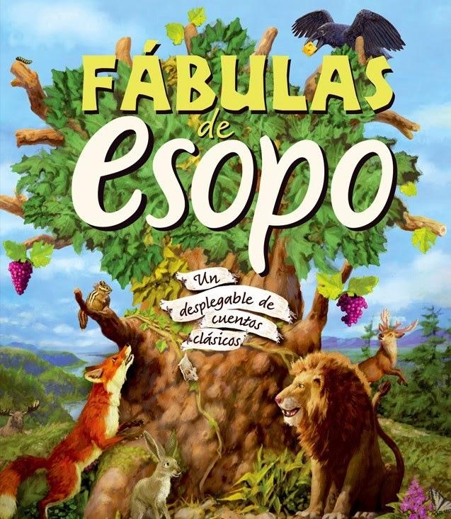 Fabulas de Esopo cortas para niños con valores, enseñanza y moraleja