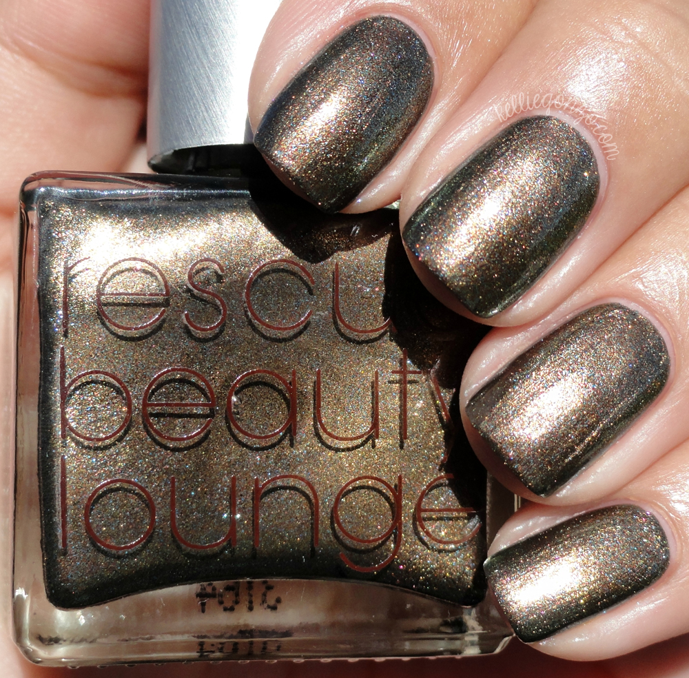 Rescue Beauty Lounge - Scrangie 2.0