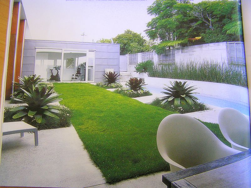 Small garden ideas photos photograph new home designs late for Latest garden design