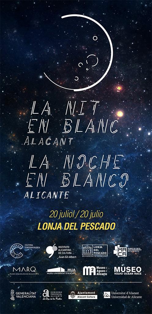 LA NOCHE EN BLANCO