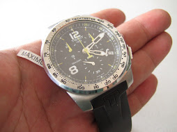 SOLD TISSOT PRS330 CHRONOGRAPH - SPORTY STYLE