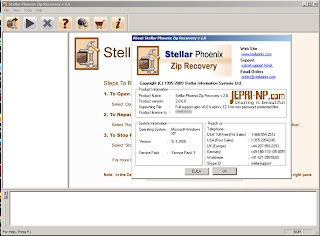Stellar Phoenix ZIP Recovery v2.0 + Patch Download