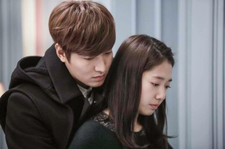 lee min ho my everything the heirs the backhug vs the
