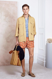 LCM, London Collections, Dunhill London, Spring 2015, Suits and Shirts,