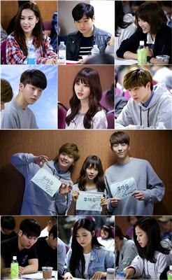 sinopsis drama korea Who Are You: School 2015