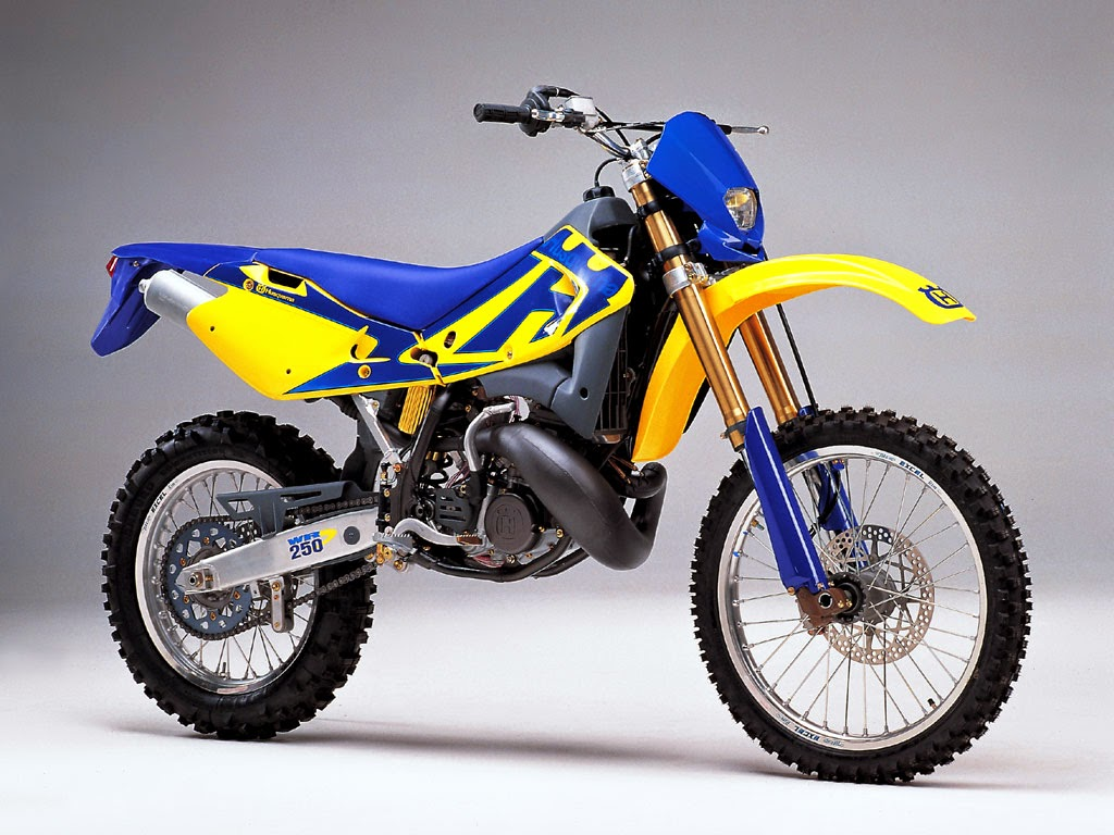 Husqvarna WR250 Latest Motorcycels Images