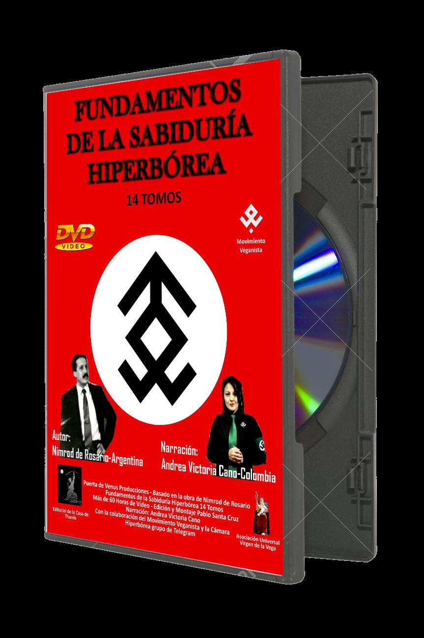FUNDAMENTOS DE LA SABIDRURÍA HIPERBÓREA VIDEOLIBRO