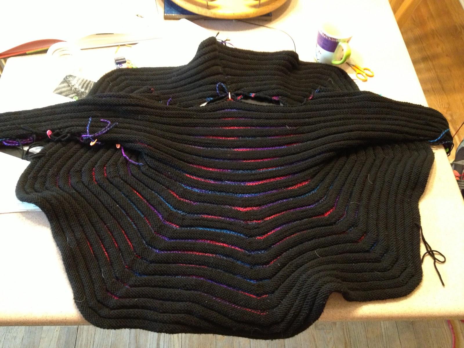 Stitch and Chat: Knit, Swirl