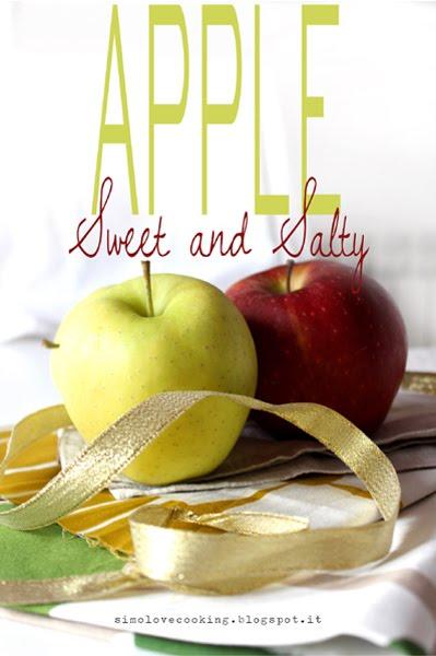 Volete partecipare alla mia raccolta dedicata alle mele?