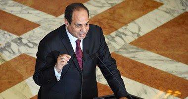 الرئيس عبد الفتاح السيسي يسافر باريس غدا للمشاركة في مؤتمر المناخ