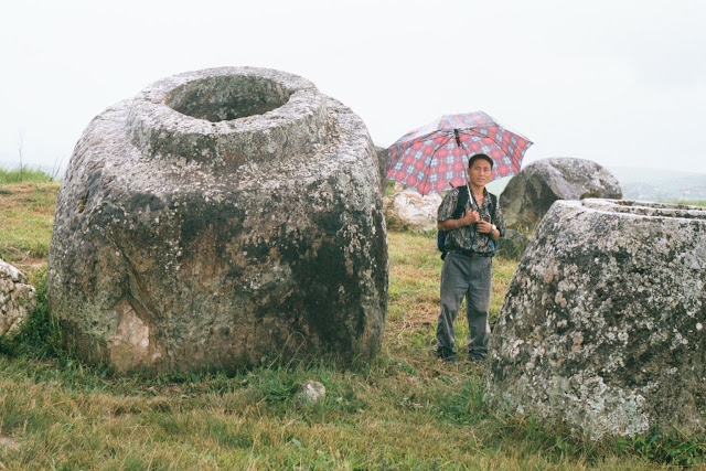 When Giants Roamed The Earth - The Plain of Jars in Laos