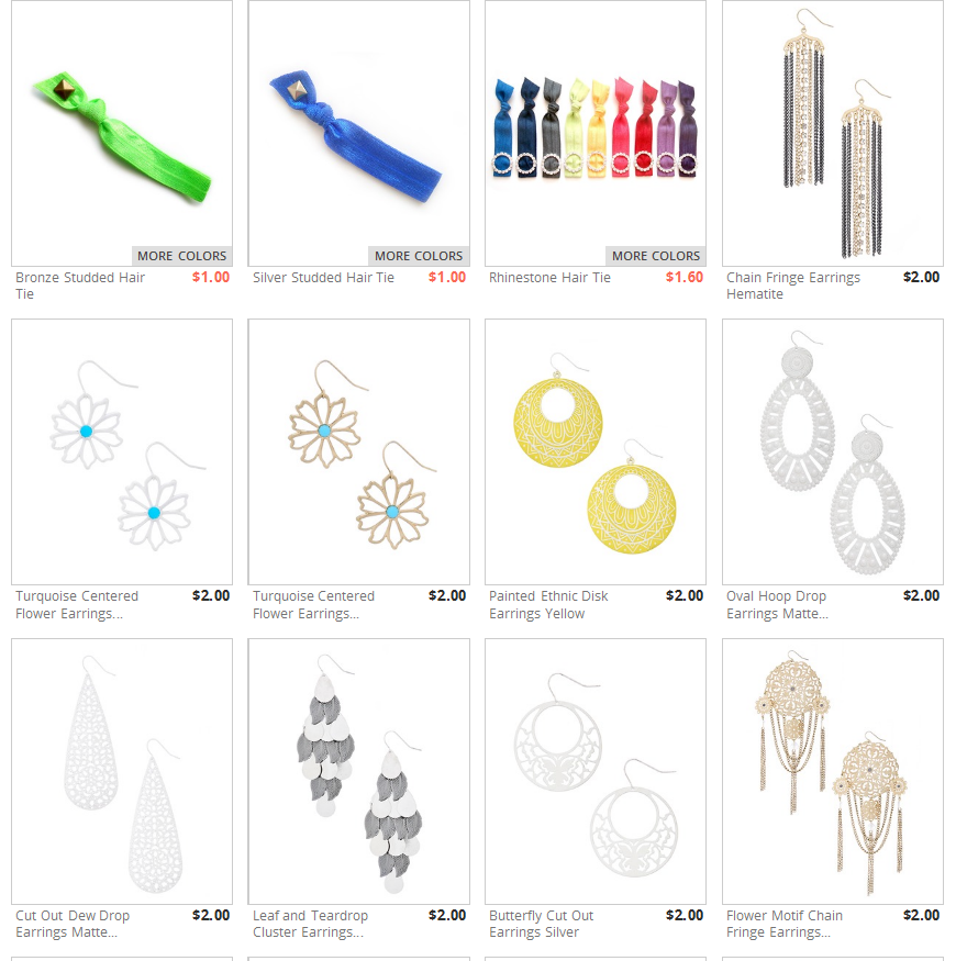 Jewelry coupons online