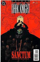 Batman cover by Mike Mignola