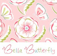Bella Butterfly Fabric Collection