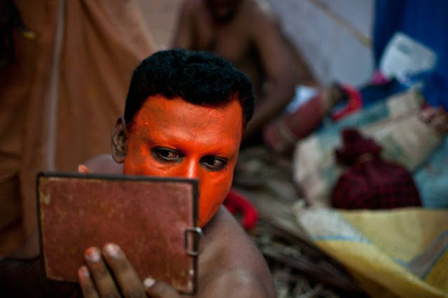 Theyyam- The Grand Make Up-I…