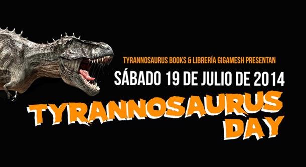 Tyrannosaurus Day