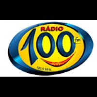 ouvir a Rádio 100 FM 100,3 ao vivo e online Rochedo MS