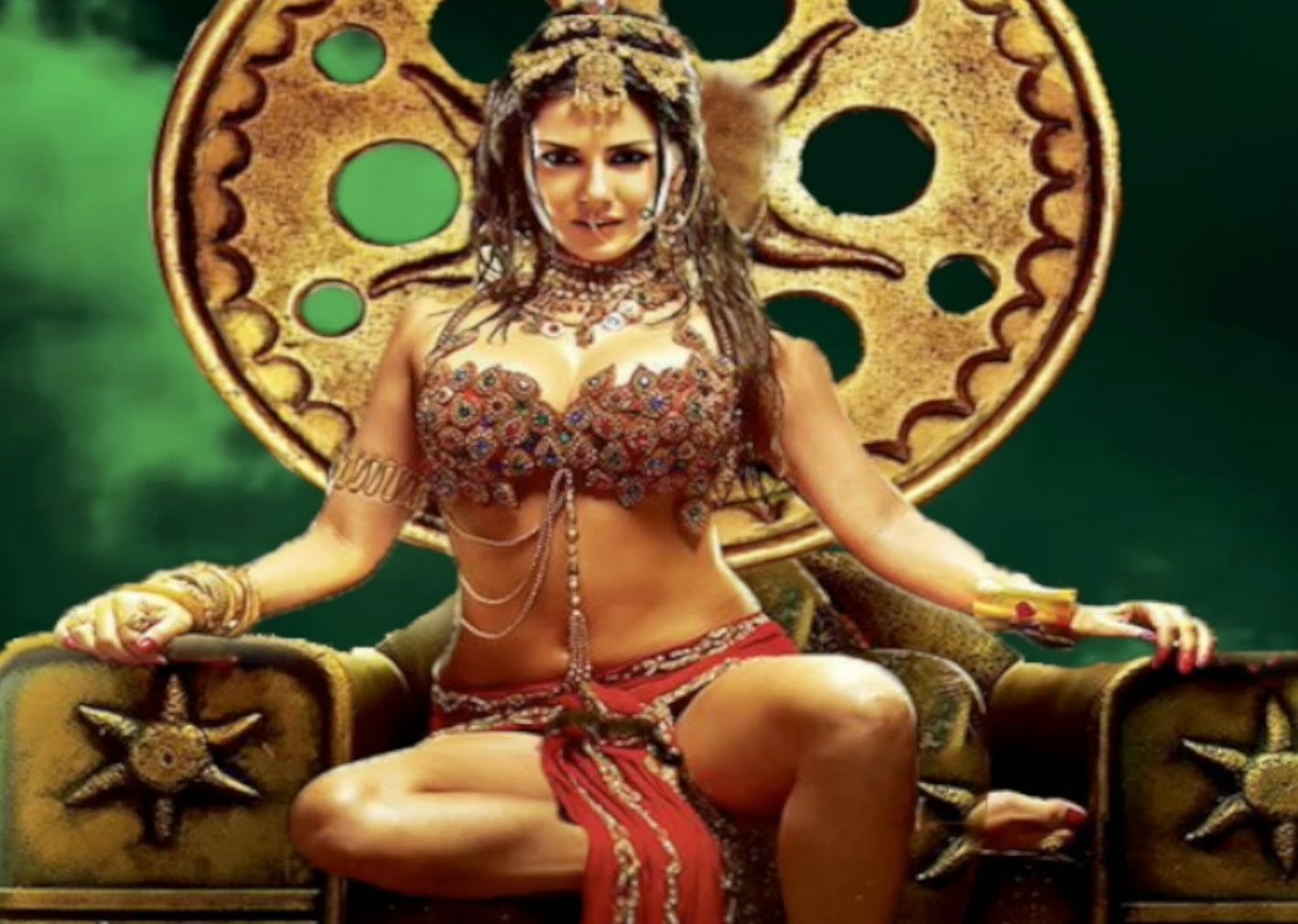 Sunny leone xxx video neuer Film leela 2015