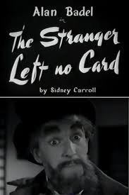 The Stranger Left No Card 1952 Hollywood Movie Watch Online